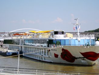 A – Rosa Bella River Cruise Ship Tracker – A-ROSA Flussschiff A – Rosa Bella