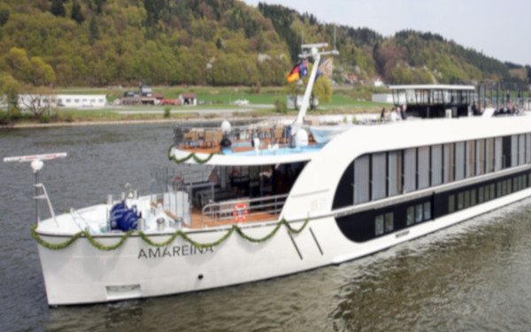 AmaReina River Cruise Ship Tracker – AmaWaterways AmaReina