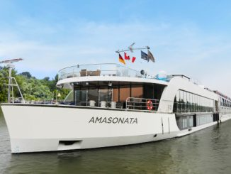 AmaSonata River Cruise Ship Tracker – AmaWaterways AmaSonata