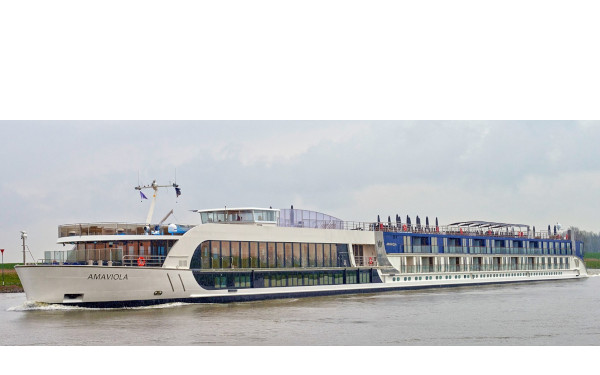 AmaViola River Cruise Ship Tracker – AmaWaterways AmaViola