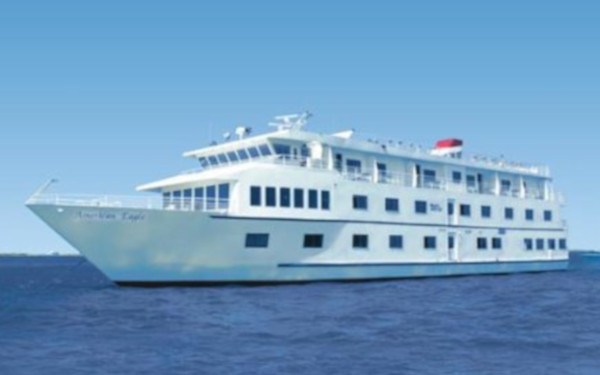 American Eagle River Cruise Ship Tracker – American Cruise Lines American Eagle