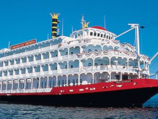 American Empress River Cruise Ship Tracker – American Steamboat Company American Empress