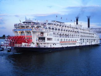 American Queen River Cruise Ship Tracker – American Steamboat Company American Queen