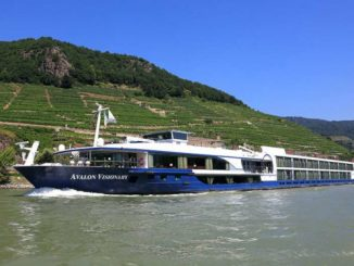 Avalon Visionary River Cruise Ship Tracker – Avalon Waterways Avalon Visionary