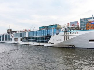 Bach River Cruise Ship Tracker – Crystal Cruises Bach