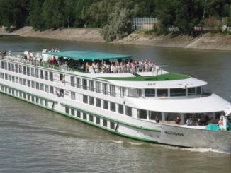 Beethoven River Cruise Ship Tracker – CroisiEurope Beethoven