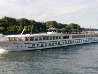 Botticelli River Cruise Ship Tracker – CroisiEurope Botticelli