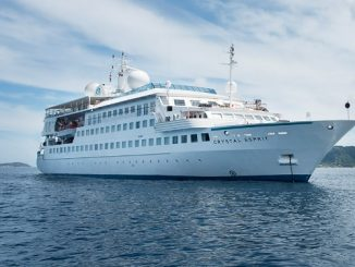 Crystal Esprit River Cruise Ship Tracker – Crystal Cruises Crystal Esprit