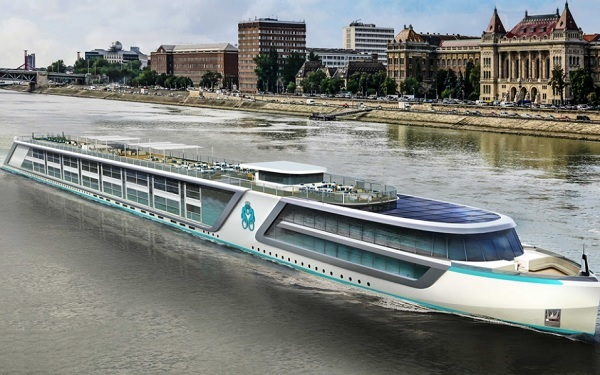 Debussy River Cruise Ship Tracker – Crystal Cruises Debussy