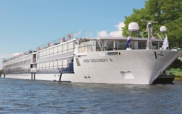 Discovery River Cruise Ship Tracker – Avalon Waterways Discovery