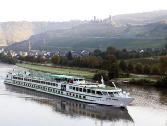 Douce France River Cruise Ship Tracker – CroisiEurope Douce France