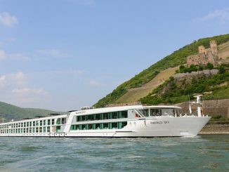Emerald Sky River Cruise Ship Tracker