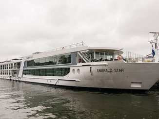 Emerald Star River Cruise Ship Tracker