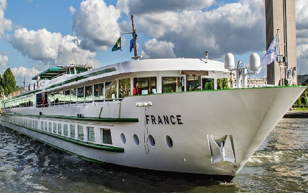 France River Cruise Ship Tracker – CroisiEurope France