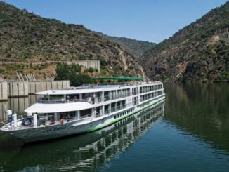 Gil Eanes River Cruise Ship Tracker – CroisiEurope Gil Eanes