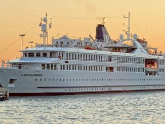 La Belle de l'Adriatique River Cruise Ship Tracker – CroisiEurope La Belle de l'Adriatique
