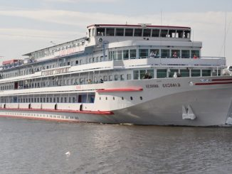 Leonid Sobolyov River Cruise Ship Tracker