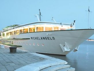 Michelangelo River Cruise Ship Tracker – CroisiEurope Michelangelo