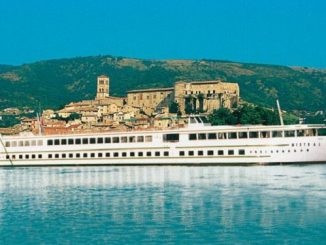 Mistral River Cruise Ship Tracker – CroisiEurope Mistral