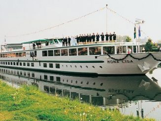 Mona Lisa River Cruise Ship Tracker – CroisiEurope Mona Lisa