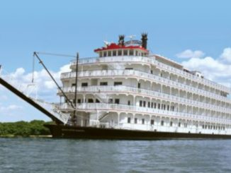 Queen of the Mississippi River Cruise Ship Tracker – American Cruise Lines Queen of the Mississippi