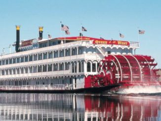 Queen of the West River Cruise Ship Tracker – American Cruise Lines Queen of the West