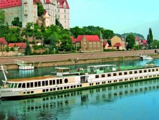 Saxonia River Cruise Ship Tracker - River Cruise Ship Saxonia