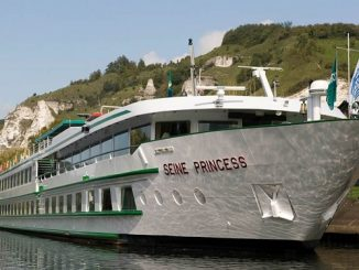 Seine Princess River Cruise Ship Tracker – CroisiEurope Seine Princess