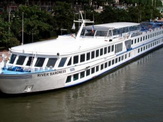 River Baroness River Cruise Ship Tracker