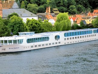 River Empress River Cruise Ship Tracker