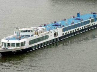 River Princess River Cruise Ship Tracker