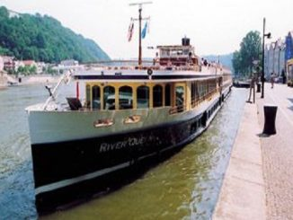 River Queen River Cruise Ship Tracker