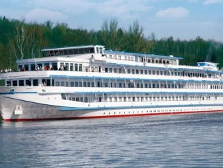 River Victoria River Cruise Ship Tracker