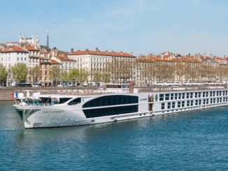 SS Catherine River Cruise Ship Tracker