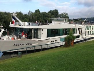 Scenic Gem River Cruise Ship Tracker