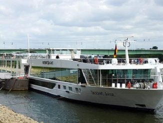 Scenic Jade River Cruise Ship Tracker