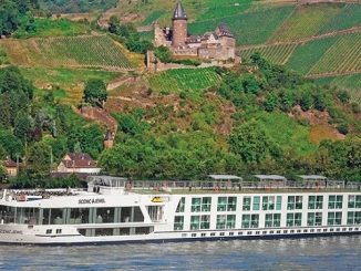 Scenic Jewel River Cruise Ship Tracker