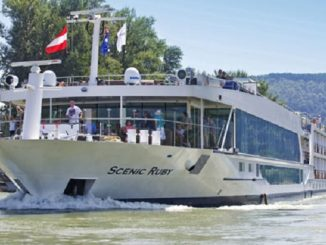 Scenic Ruby River Cruise Ship Tracker