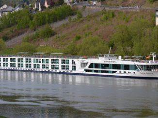 Scenic Tours Scenic Crystal River Cruise Ship Tracker