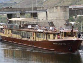 Spirit Of Chartwell River Cruise Ship Tracker