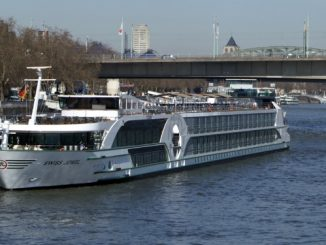 Swiss Jewel River Cruise Ship Tracker