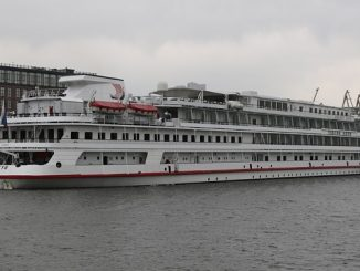 Viking Akun River Cruise Ship Tracker