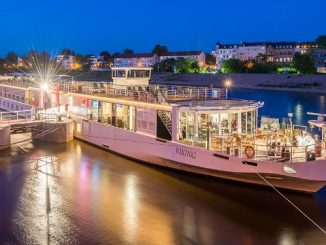 Viking Astrild River Cruise Ship Tracker