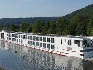 Viking Bragi River Cruise Ship Tracker