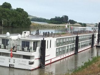 Viking Buri River Cruise Ship Tracker