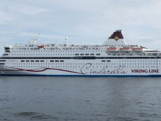 Viking Cinderella River Cruise Ship Tracker
