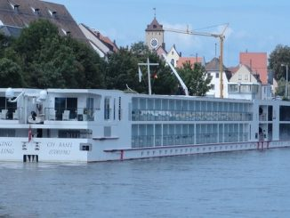 Viking Delling River Cruise Ship Tracker