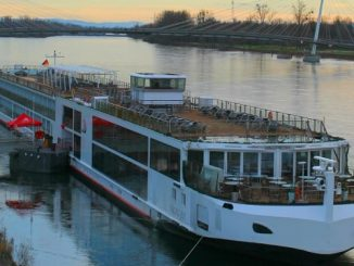 Viking Eir River Cruise Ship Tracker