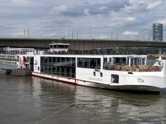 Viking Freya River Cruise Ship Tracker