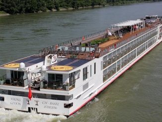 Viking Gefjon River Cruise Ship Tracker